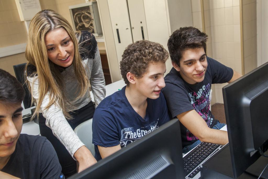 Orientació psicopedagògica Pàlcam escola concertada de Barcelona