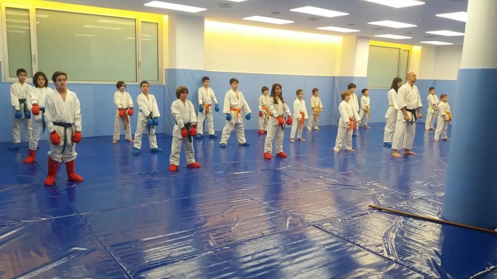 Activitats paraescolars Judo Pàlcam escola concertada de Barcelona