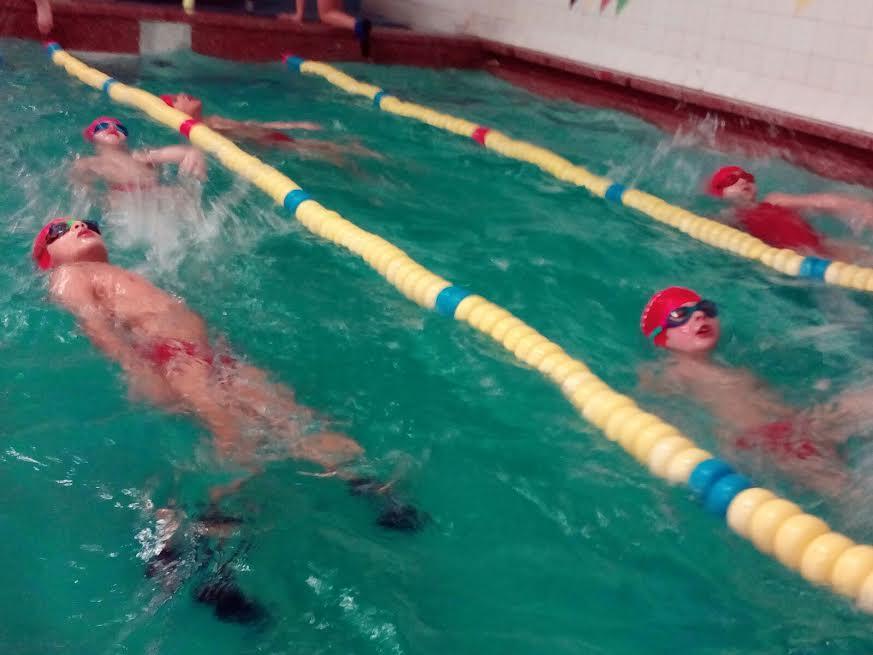 Activitats paraescolars Natació Pàlcam escola concertada de Barcelona