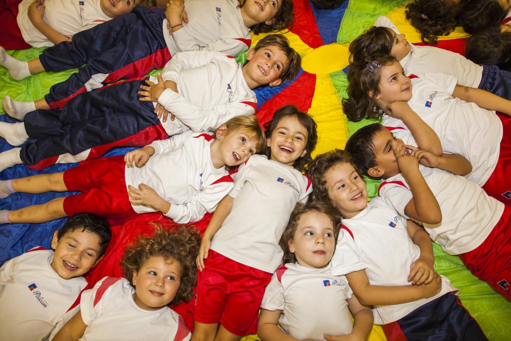 Educació primària escola Pàlcam