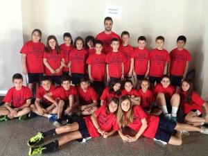 Bàsquet Pàlcam escola concertada de Barcelona