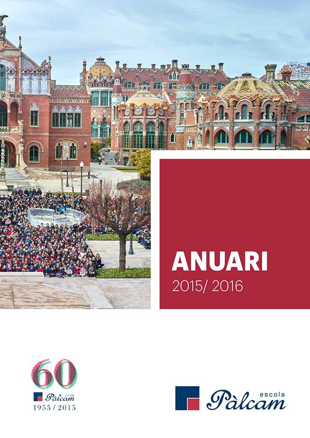 Anuari Pàlcam 2015-16 60è aniversari