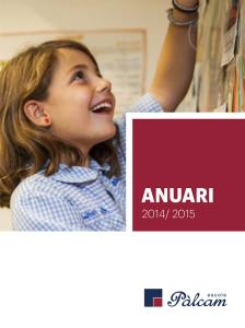 Anuari 2014-15 Pàlcam escola concertada Barclce